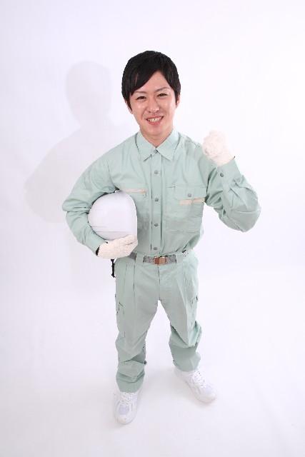 作業服の男性15