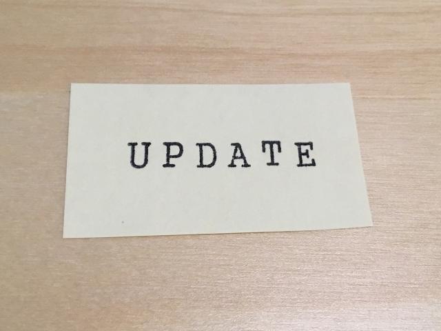 updateの写真